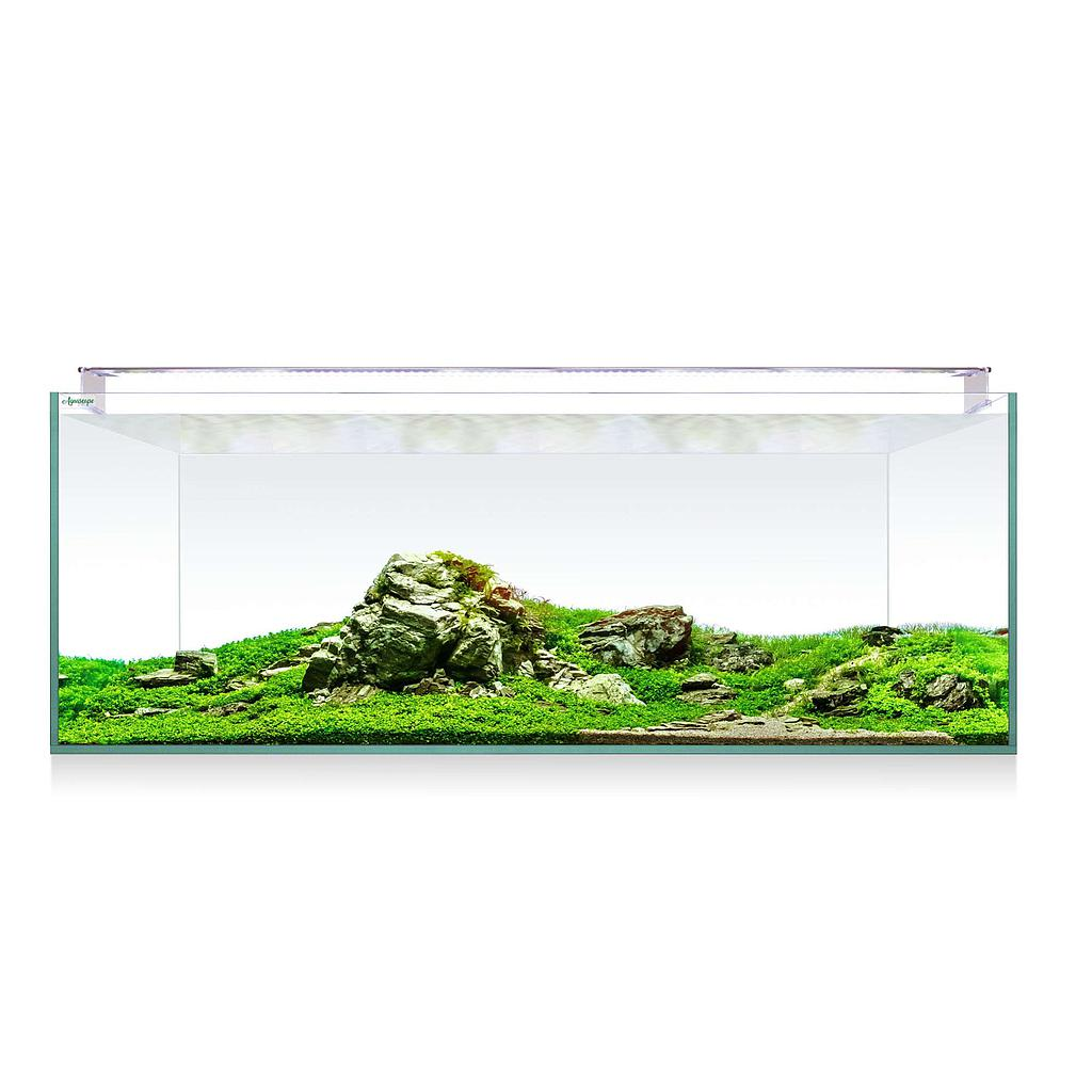 Kit Aquascape Extra Claro 410 (366L) 150x50x55